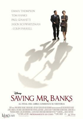 Poster_es Saving Mr. Banks