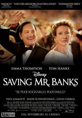 Poster_it Saving Mr. Banks