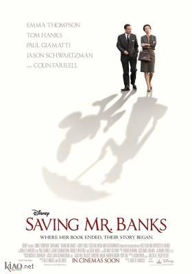 Poster_nl Saving Mr. Banks