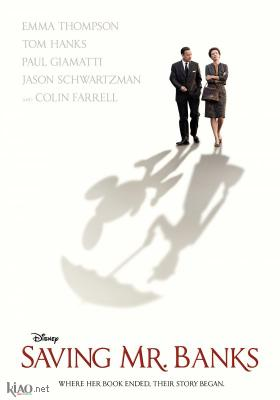 Poster_uk Saving Mr. Banks