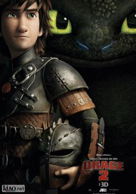 Poster_dk How to Train Your Dragon 2
