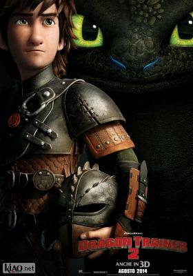 Poster_it How to Train Your Dragon 2