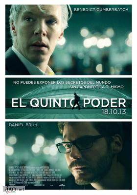 Poster_es The Fifth Estate