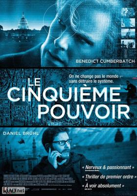 Poster_fr The Fifth Estate