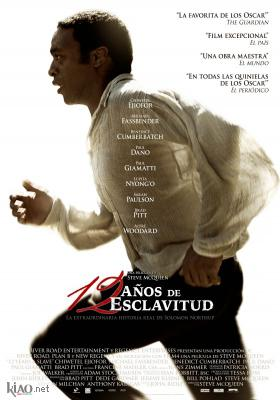Poster_es 12 Years a Slave