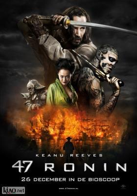 Poster_nl 47 Ronin