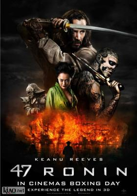 Poster_uk 47 Ronin