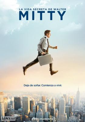 Poster_es The Secret Life of Walter Mitty