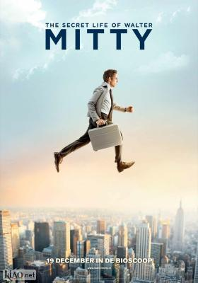 Poster_nl The Secret Life of Walter Mitty