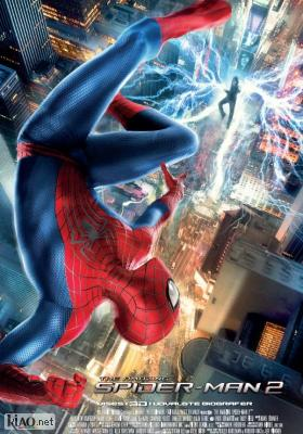 Poster_dk The Amazing Spider-Man 2