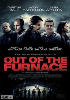 Poster_dk Out of the Furnace