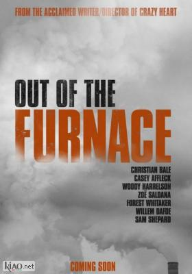 Poster_nl Out of the Furnace
