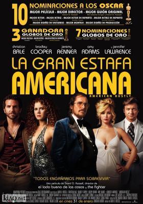 Poster_es American Hustle