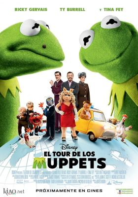 Poster_es Muppets Most Wanted