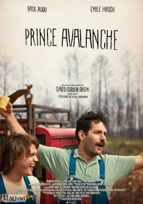 Poster_uk Prince Avalanche