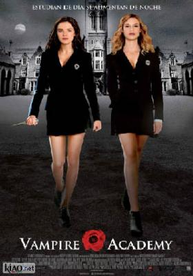 Poster_es Vampire Academy