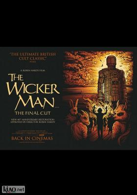 Poster_uk The Wicker Man: The Final Cut