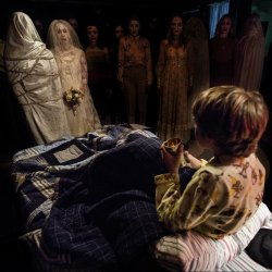 Image Insidious: Chapter 2: XTRA - Grounding the Horror
