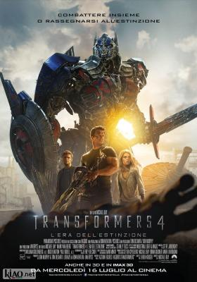 Poster_it Transformers: Age of Extinction