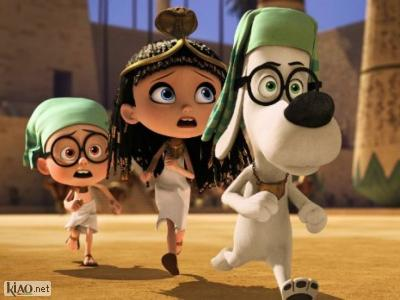Extrait Mr. Peabody & Sherman
