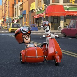 Image Mr. Peabody & Sherman