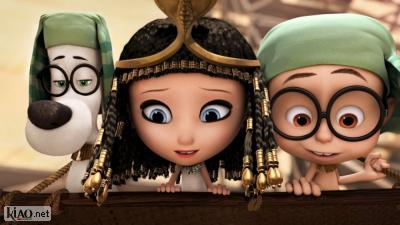 Video Mr. Peabody & Sherman