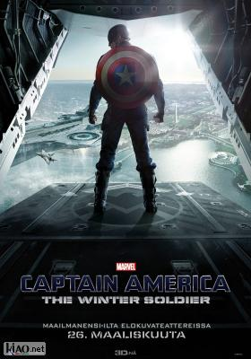Poster_fi Captain America: The Return of the First Avenger