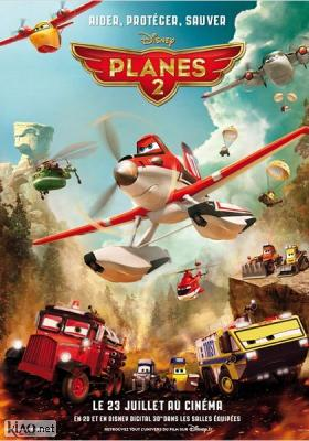 Poster_fr Planes: Fire & Rescue