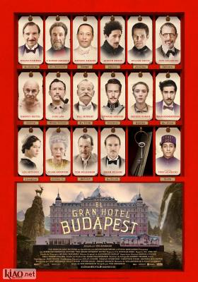 Poster_es The Grand Budapest Hotel