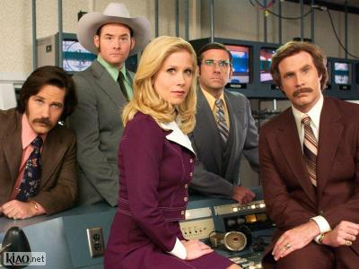 Extrait Anchorman 2 XTRA: Is that what I sound like