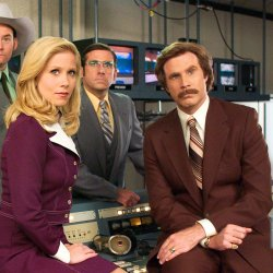 Image Anchorman 2 XTRA: Is that what I sound like