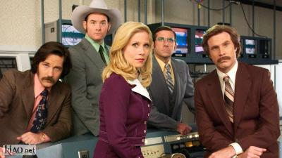 Video Anchorman 2 XTRA: Is that what I sound like