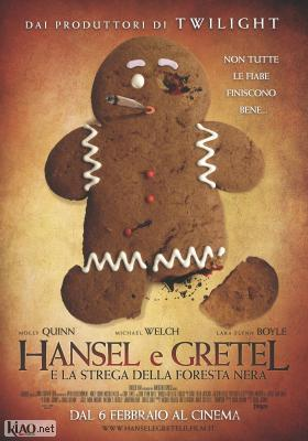 Poster_it Hansel & Gretel Get Baked