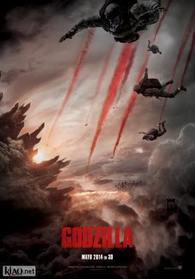 Poster_es Godzilla