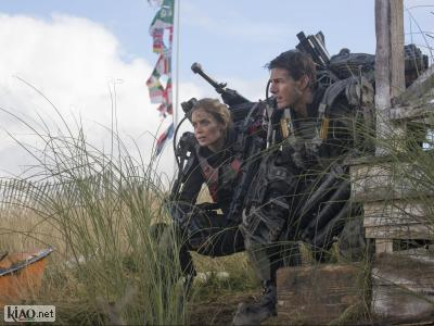 Extrait Edge of Tomorrow
