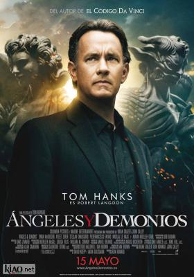 Poster_es Angels and Demons