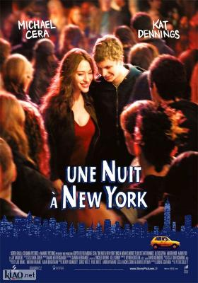 Poster_fr Nick and Norah's Infinite Playlist