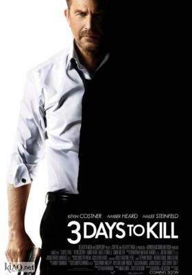 Poster_dk 3 Days to Kill