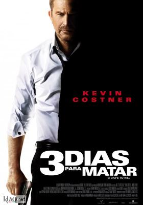 Poster_es 3 Days to Kill