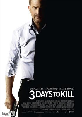 Poster_nl 3 Days to Kill