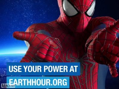 Extrait The Amazing Spider-Man 2 XTRA: Earth Hour