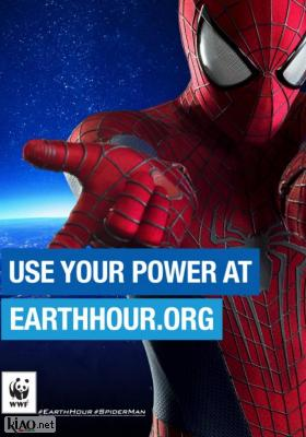 Poster_fi The Amazing Spider-Man 2 XTRA: Earth Hour