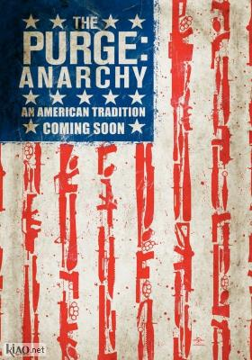 Poster_fi The Purge: Anarchy