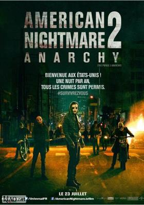 Poster_fr The Purge: Anarchy