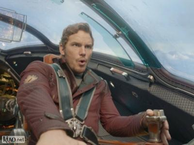 Extrait Guardians of the Galaxy