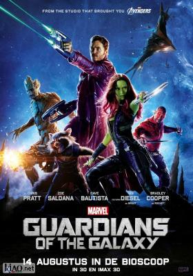 Poster_nl Guardians of the Galaxy
