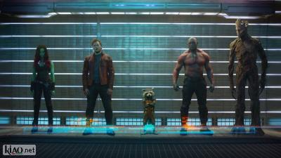 Video Guardians of the Galaxy