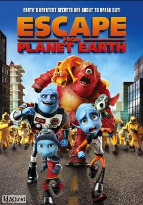 Poster_uk Escape from Planet Earth