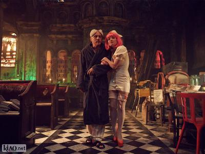 Extrait The Zero Theorem