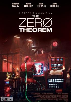 Poster_uk The Zero Theorem